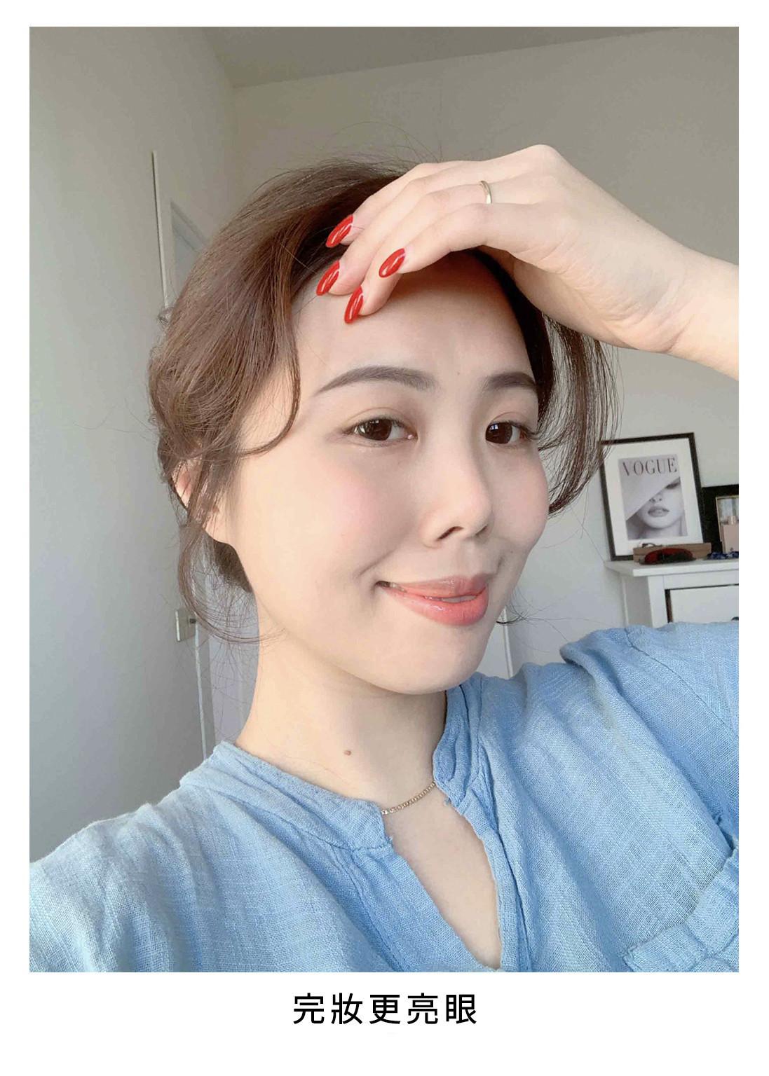 口罩妝容必勝重點-韓式粉霧眉、飄眉、紋眉有什麼不同?|台北IA專業美睫設計