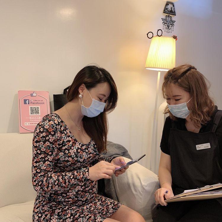 懷孕接睫毛-預約美睫款式設計、施作前注意事項說明|台北市中山站 IA專業美睫設計